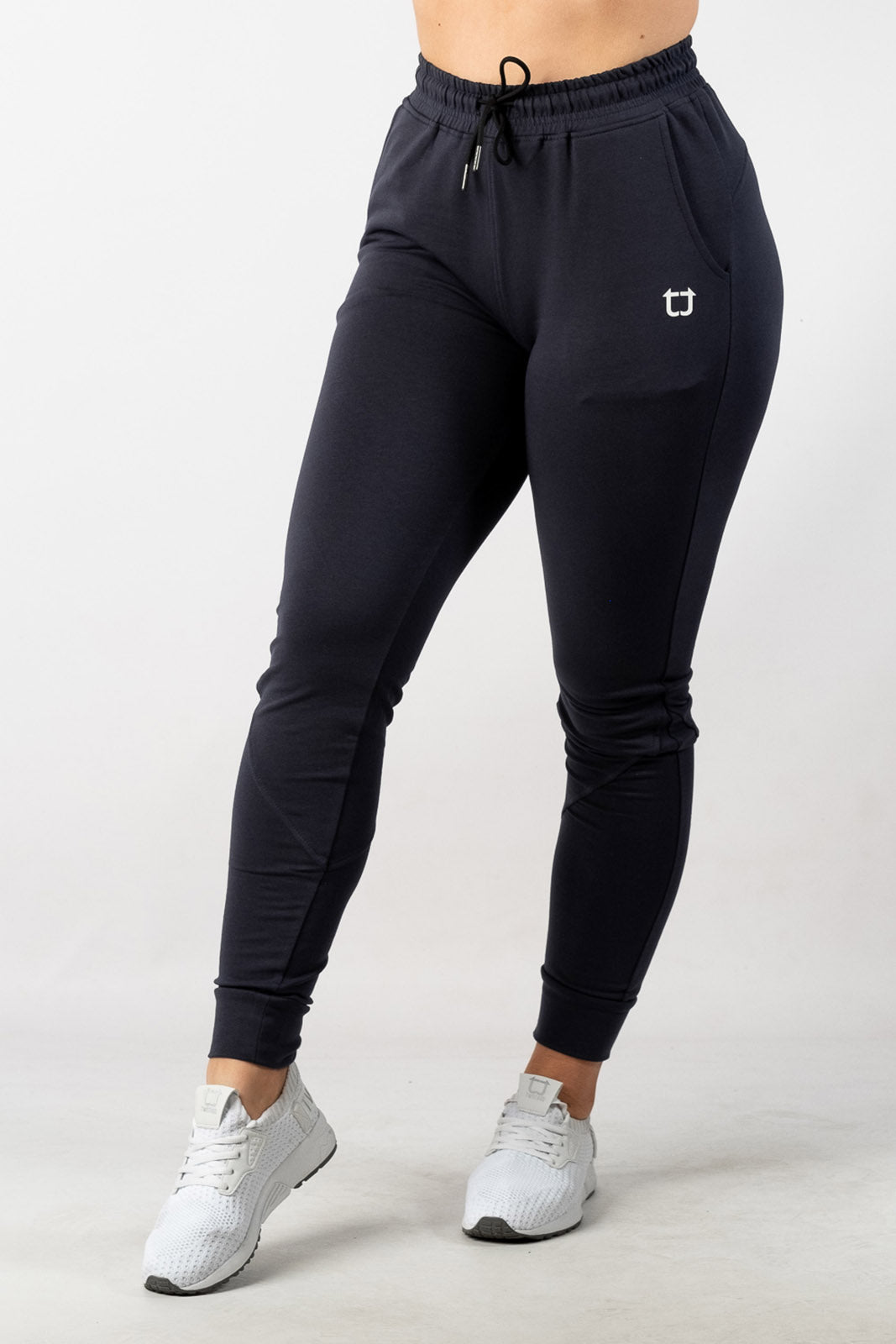 Chill V2 Highwaisted Jogger - Navy