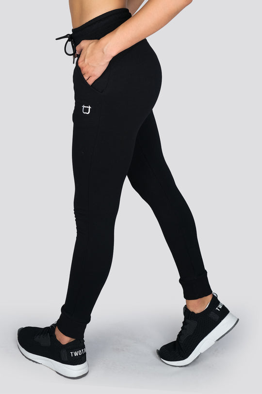 Chill V3 Highwaisted Jogger - Black