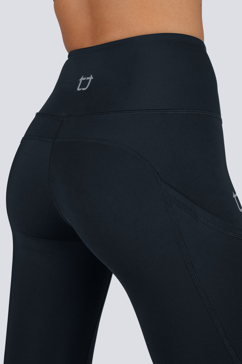 Boost V3 Highwaisted Leggings - Midnight