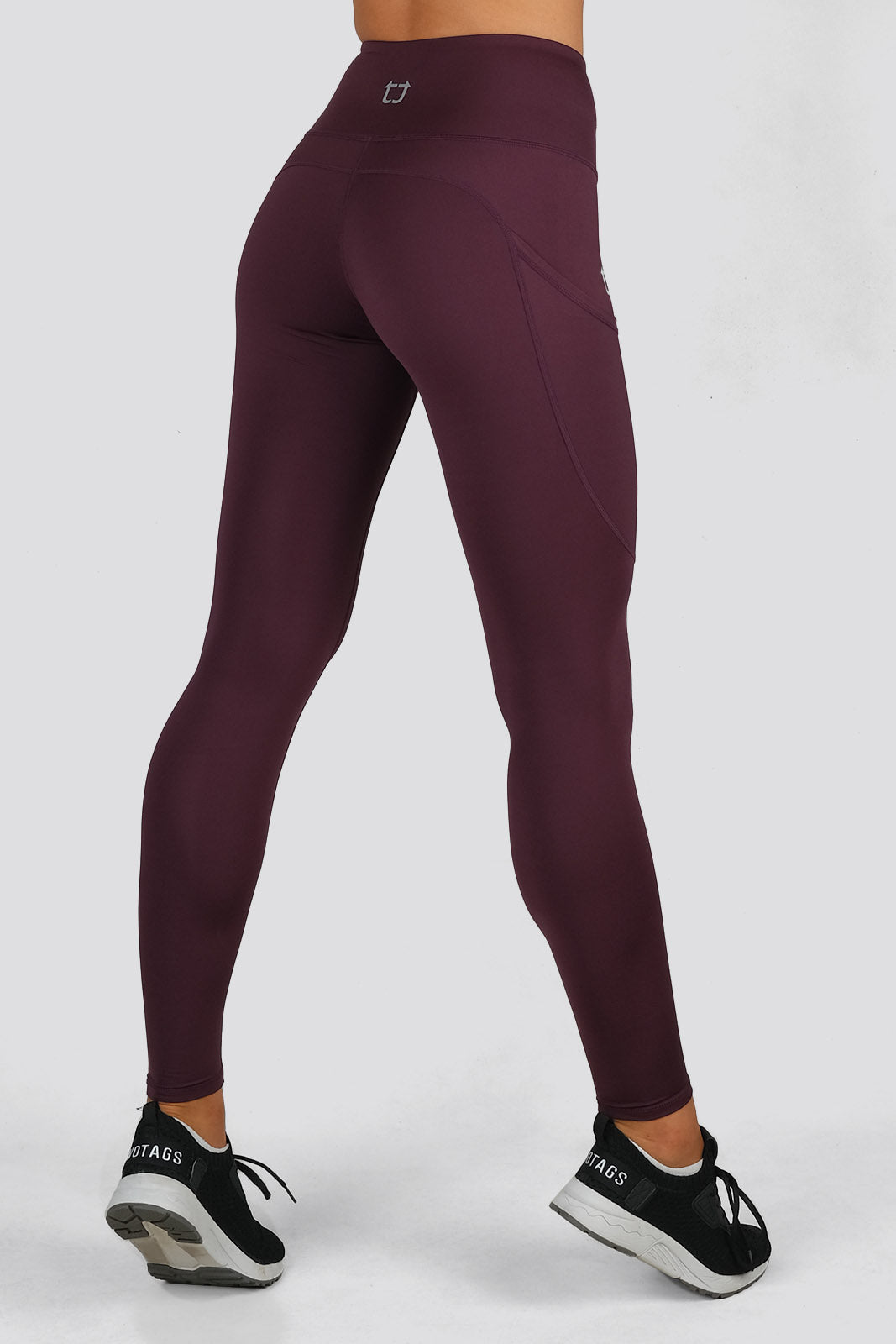Boost V3 Highwaisted Leggings - Wine