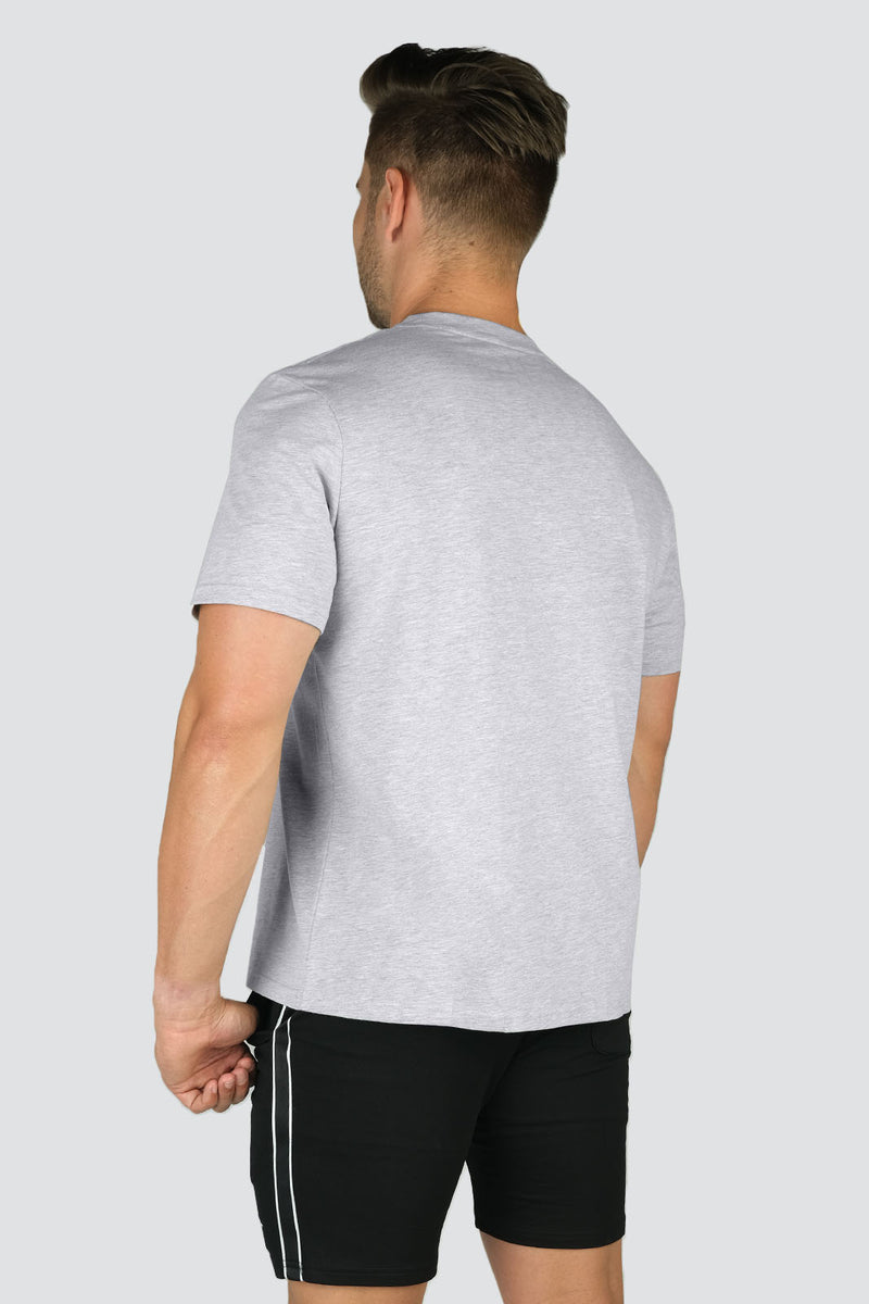 Ecstatic T-Shirt - Heather Grey