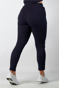 Dream Lounge Highwaisted Jogger - Navy