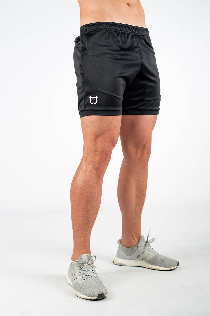 Dry Active Shorts - Black