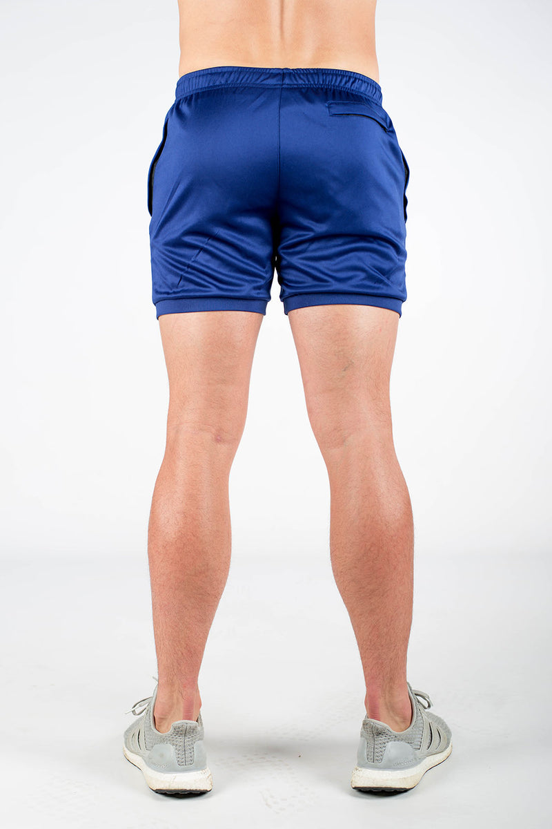 Dry Active Shorts - Navy Blue
