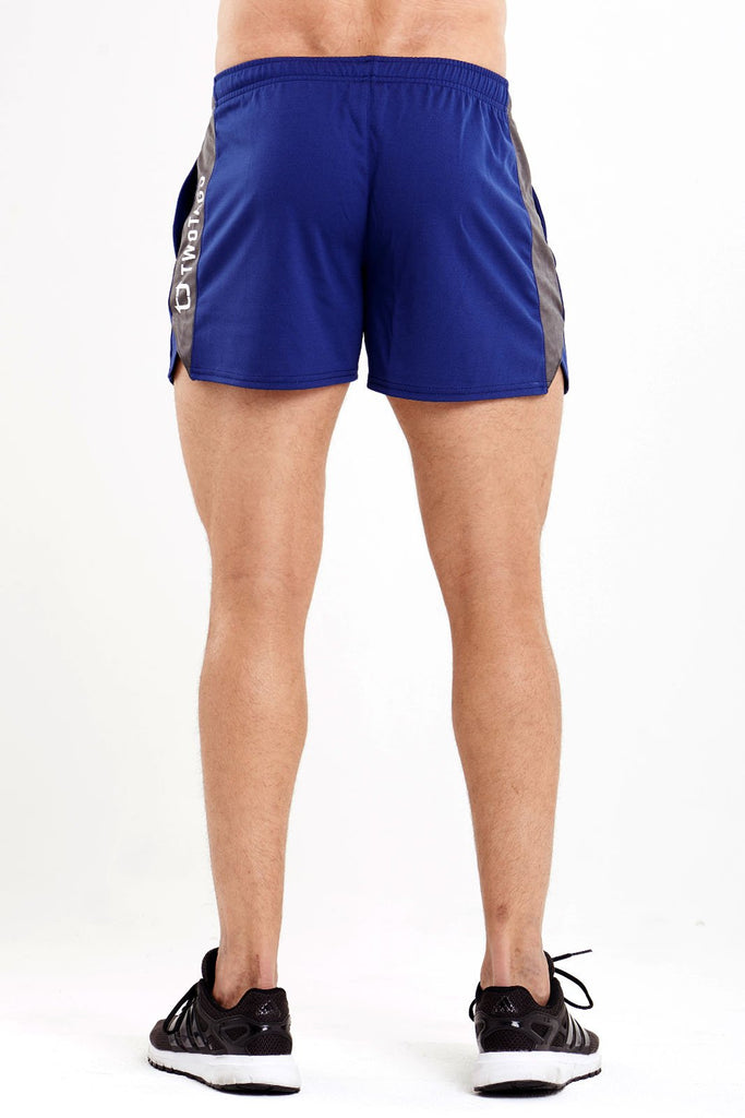 Twotags Dry+ V2 Shorts - Navy Blue