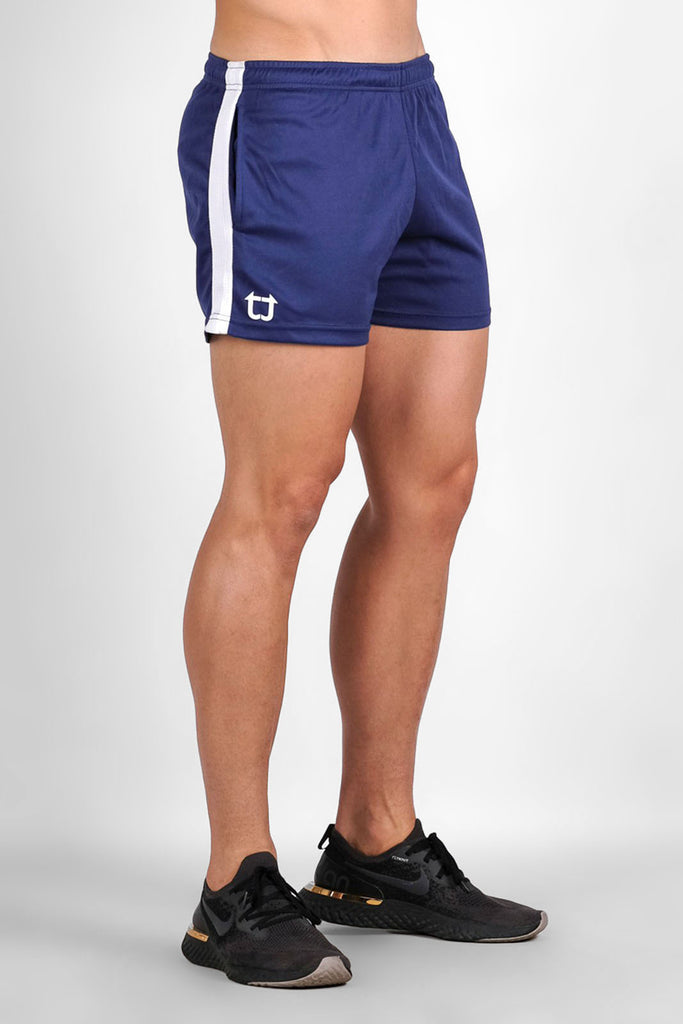 Twotags Dry+ V3 Shorts - Navy Blue