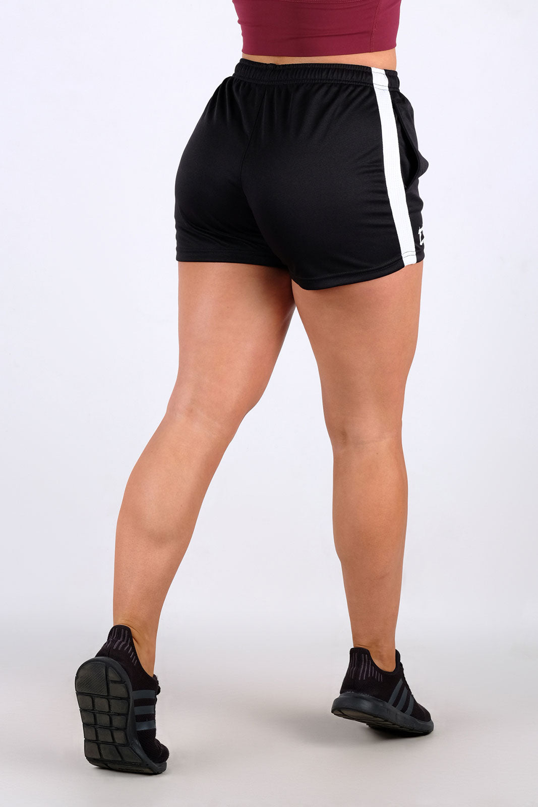 Ladies Dry+ Shorts - Black