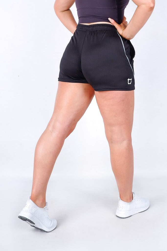 Ladies Dry Sweat V2 Shorts - Black