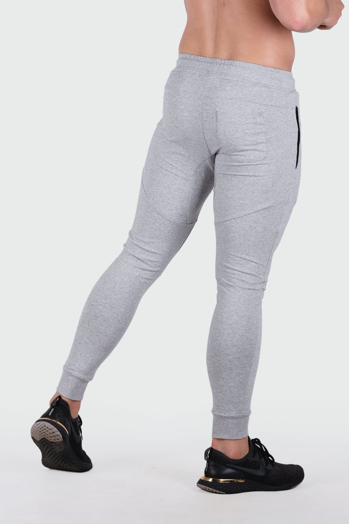 Motion Bottom - Heather Grey