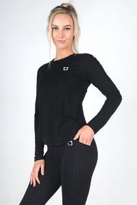 Purpose Long Sleeves - Black