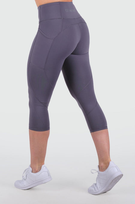 Scrunch V3 Highwaisted Leggings - Plum