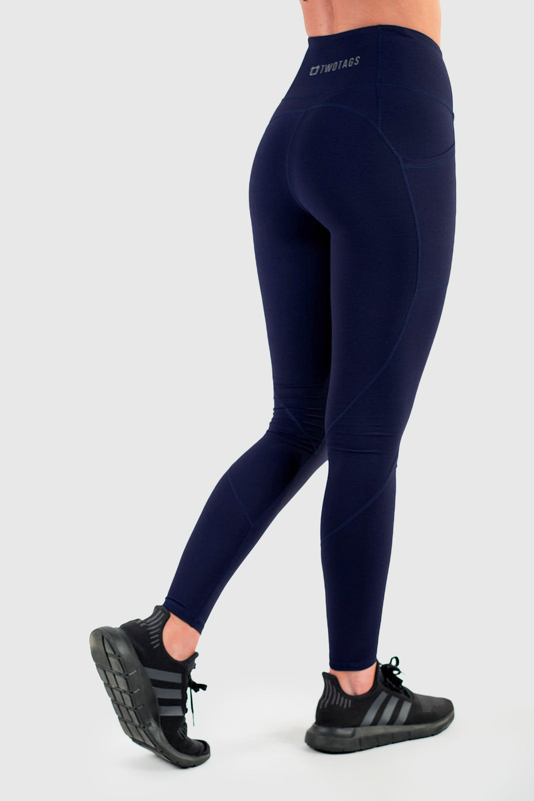 78021547f2a Sweetheart Leggings - Navy Blue – Twotags