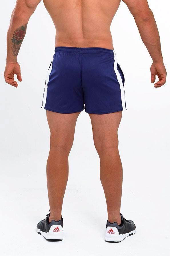 Twotags Dry+ Shorts - Navy Blue