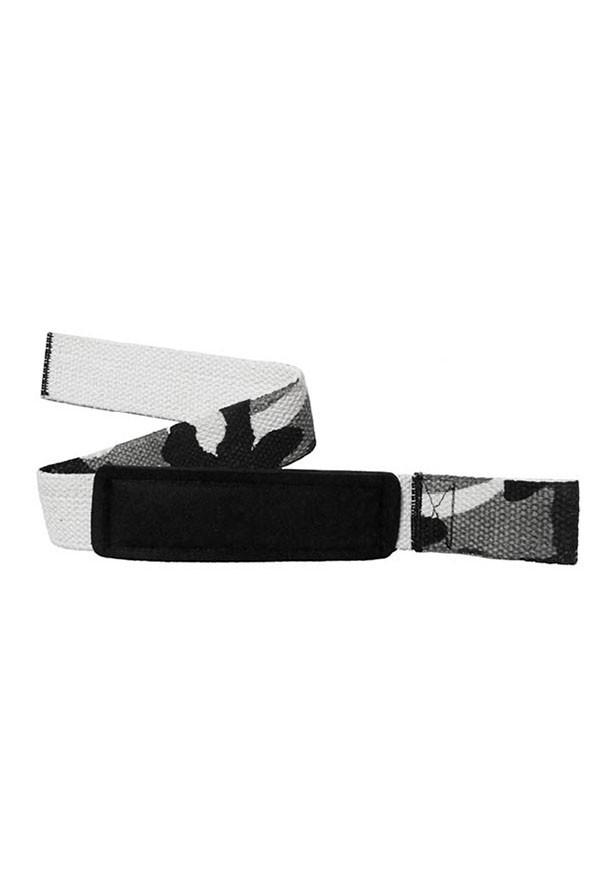Twotags Weight Lifting Straps - Camo