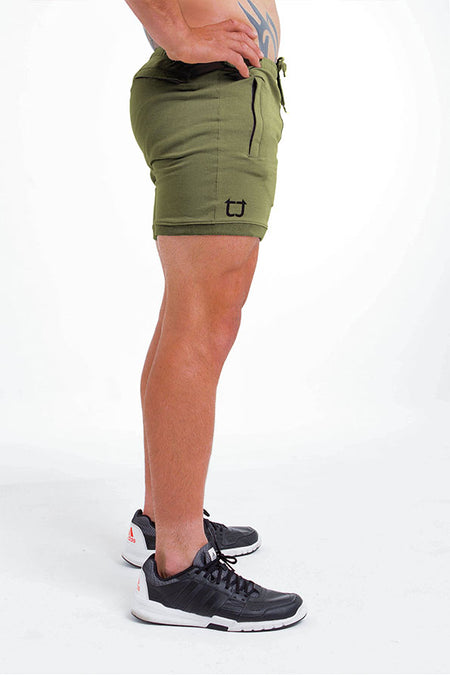 Dry Active Shorts - Charcoal Grey