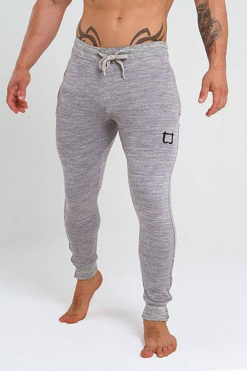 Twotags Tapered Fit Bottom – Heather Grey