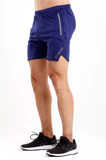 Hybrid Sweat Shorts - Charcoal Grey