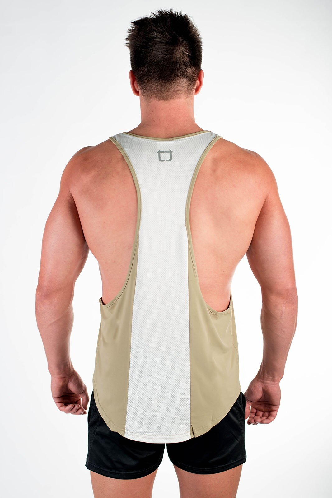 Twotags Purpose Stringer - Grey Olive