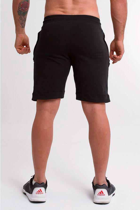 Twotags Trackster Sweat Shorts - Black