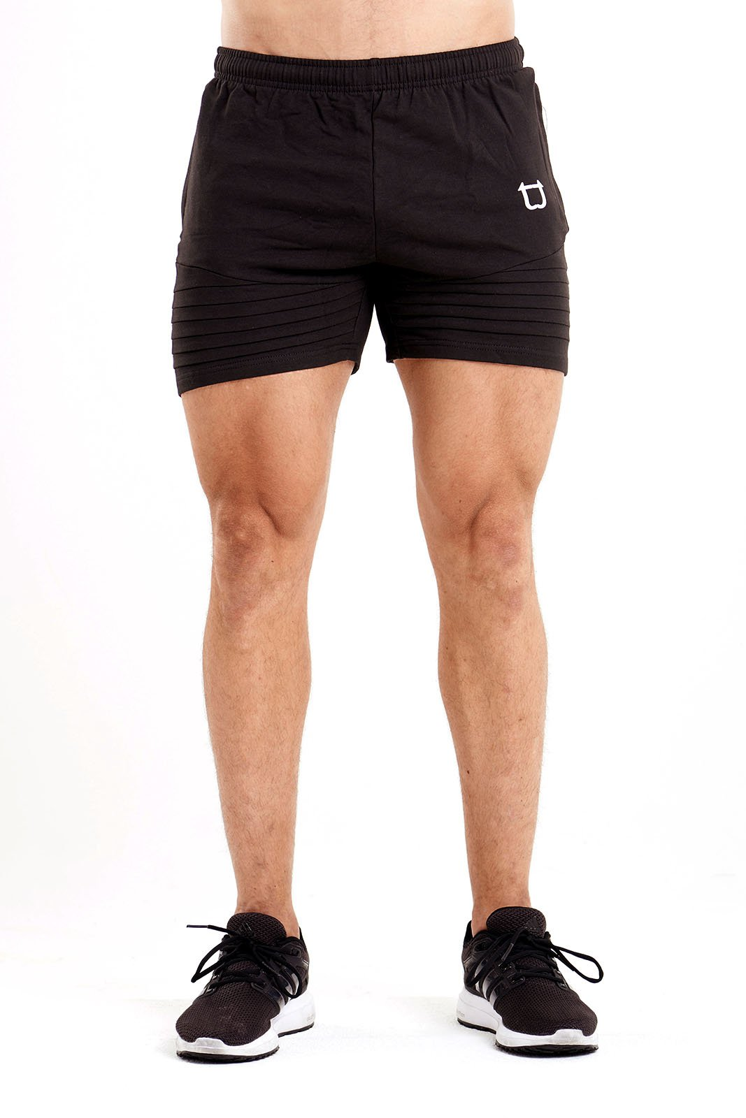 Twotags Ultra Sweat Shorts - Black