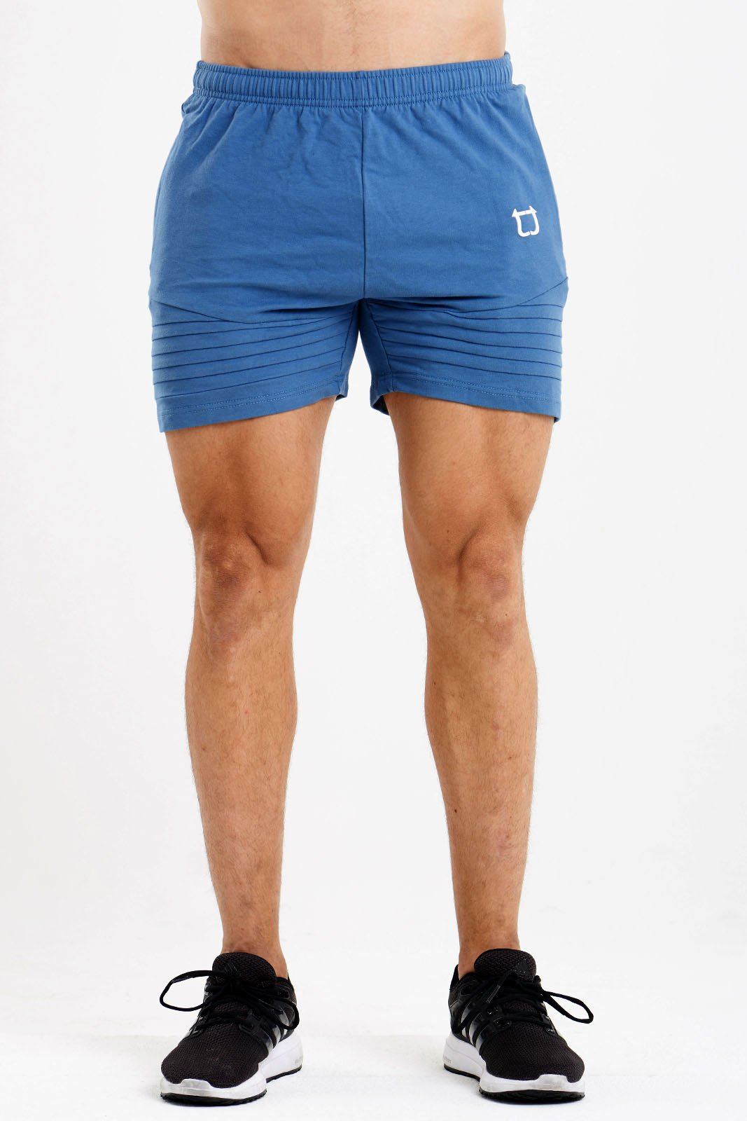 Twotags Ultra Sweat Shorts - Shadow Blue