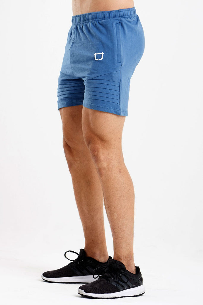Ultra Sweat Shorts - Shadow Blue