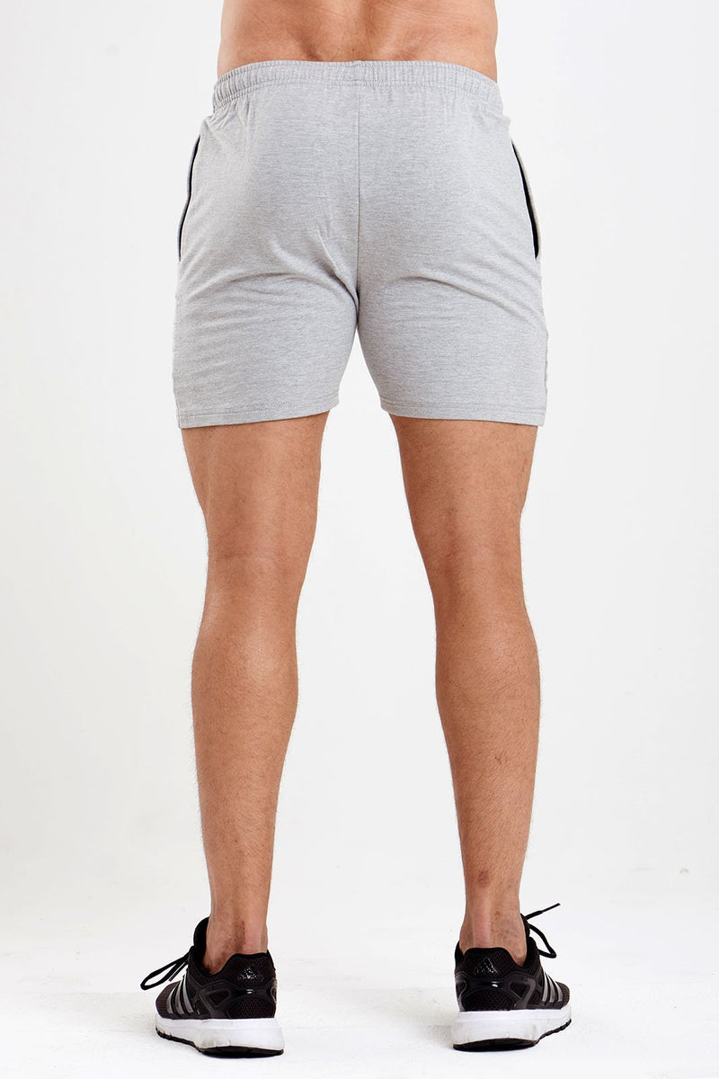 Ultra Sweat Shorts - Heather Grey