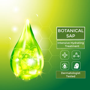 BOTANICAL SAP - REVITALIZING HYDRATING INTENSIVE TREATMENT SERUM