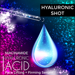HYALURONIC ACID -ANTI-AGING FACE FIRMING SERUM