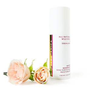 ROSE WATER RESERVOIR - WEIGHTLESS FACE PERFECTING MATTE MOISTURIZER