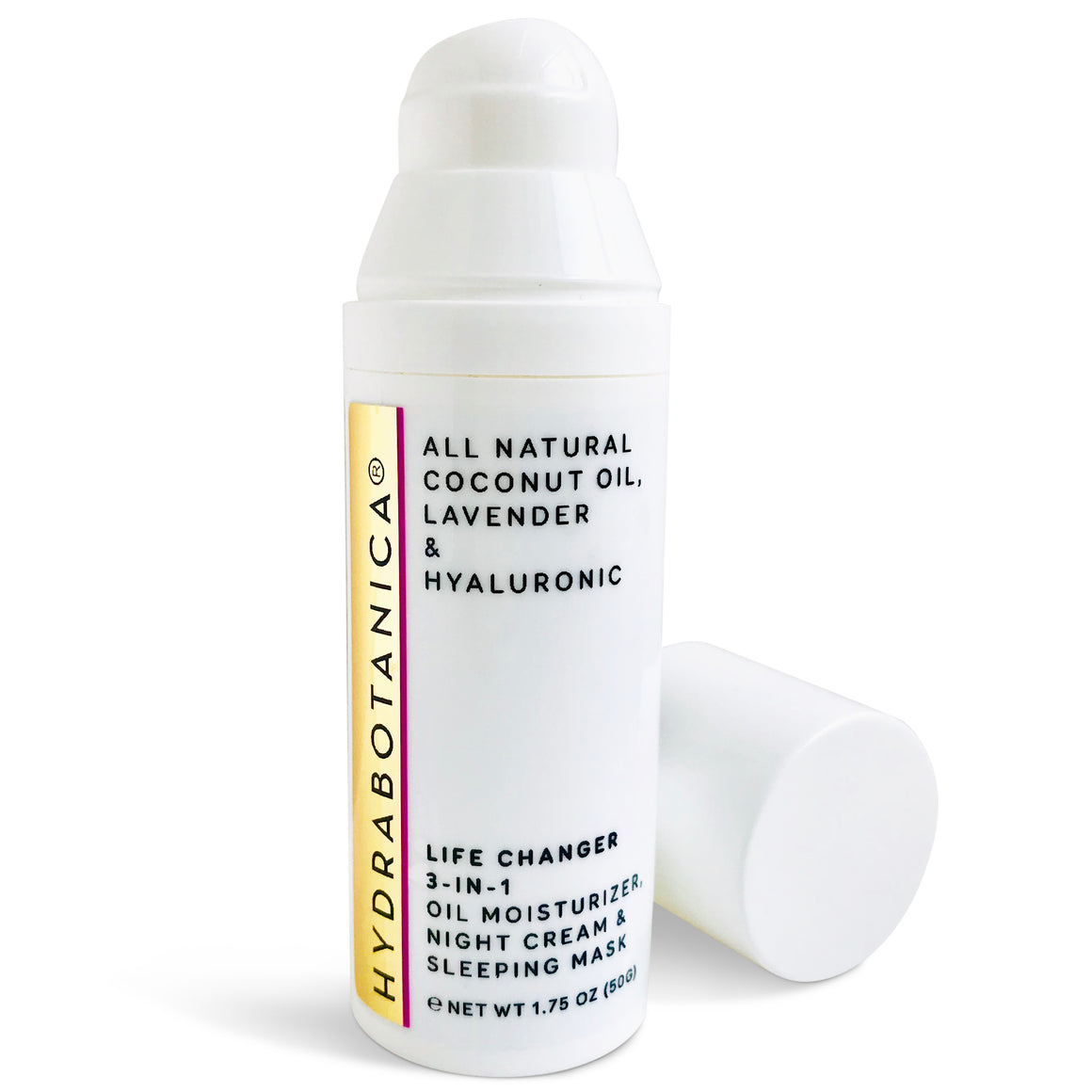 LIFE CHANGER 3-IN-1 - OIL MOISTURIZER, NIGHT CREAM, AND SLEEPING MASK
