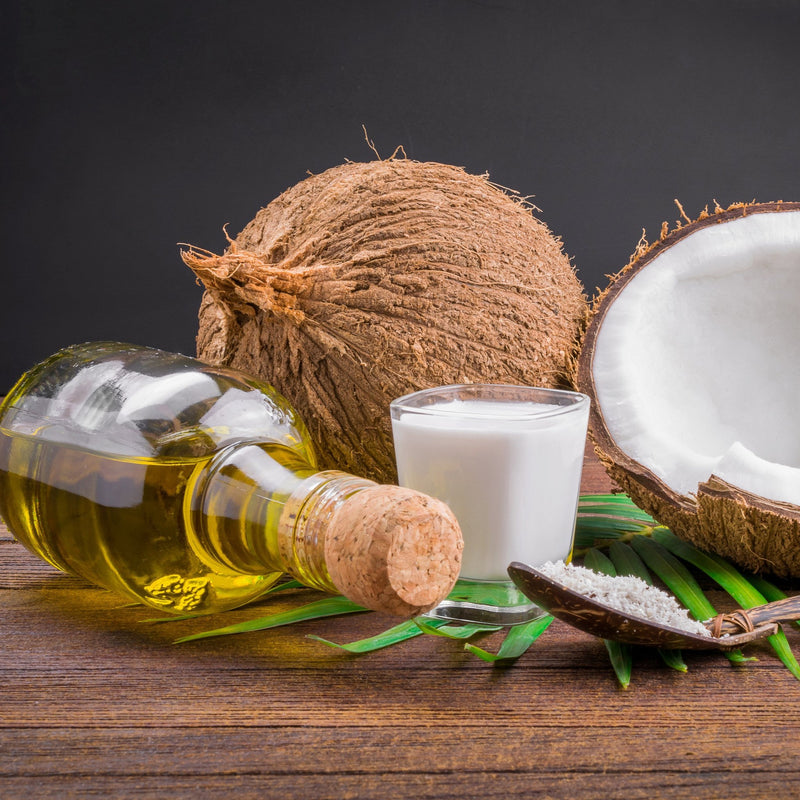 Coconut Oil - Fractionated
