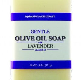 Aromatherapy Olive Oil Soap with Lavender