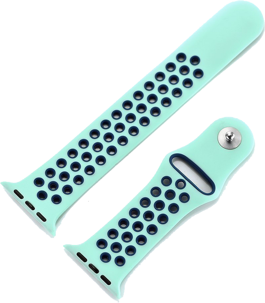 Apple Watch Band Green/Blue for Series 1/2/3 at Just $24.99