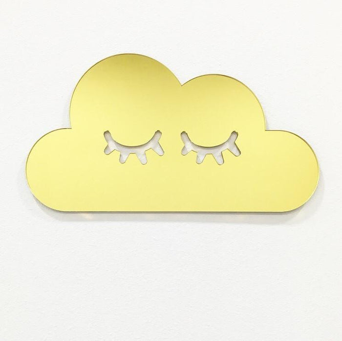 Sleepy eyes cloud mirror - Urban Li'l