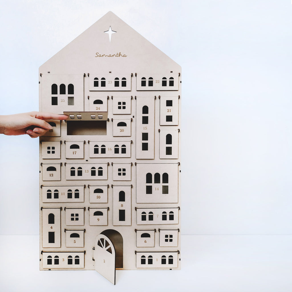 Scandi House Advent Calendar