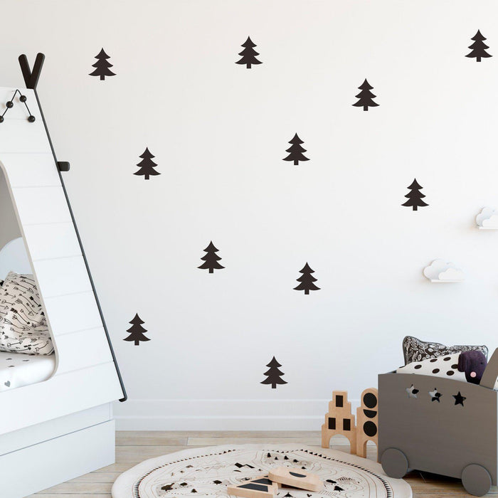 Pine Tree Wall Decal - Urban Li'l