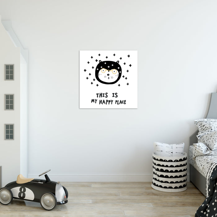 Kitty Canvas - Urban Li'l