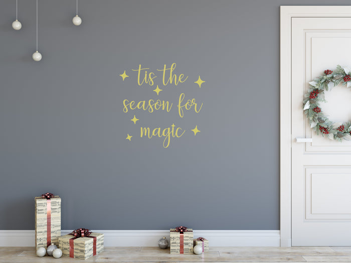 Magic Season Wall Decal