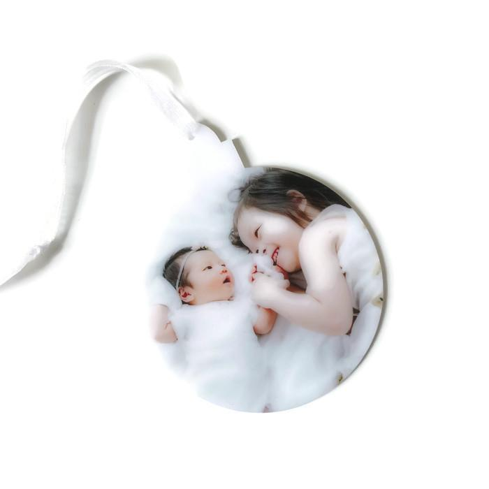 Personalised Photo Bauble