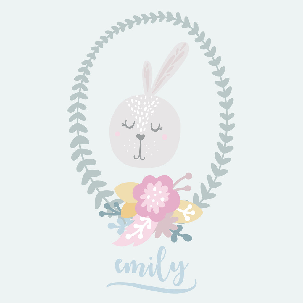 Bunny Canvas - Urban Li'l