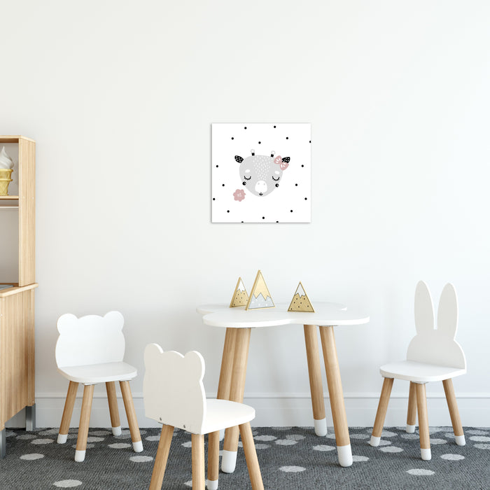 Oh Deer Canvas - Urban Li'l
