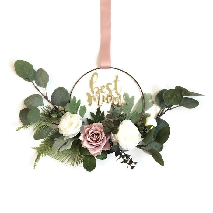 Romantic Wreath Set