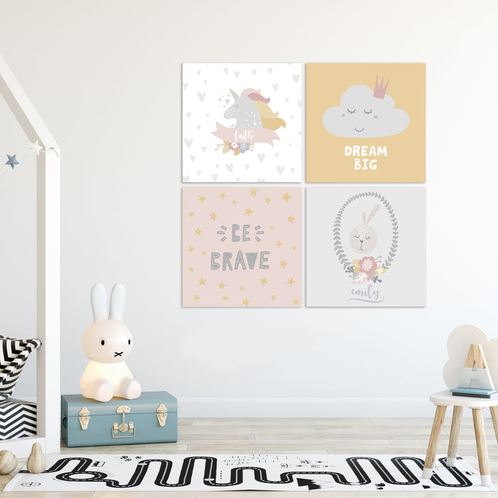 Sweet Dreamy Canvas Set