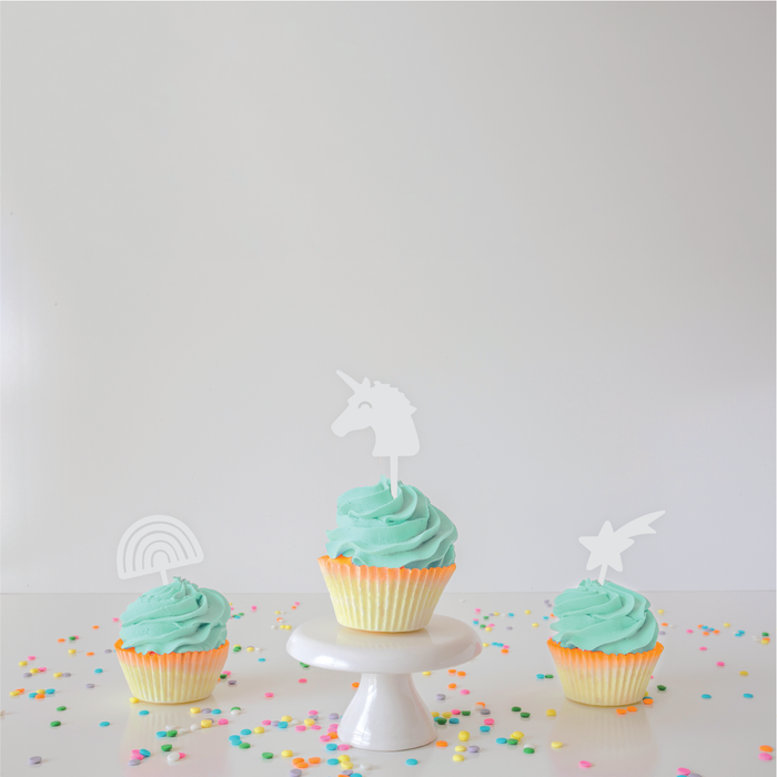 Themed Cupcake Topper
