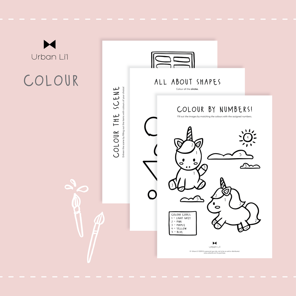 Colouring Printable