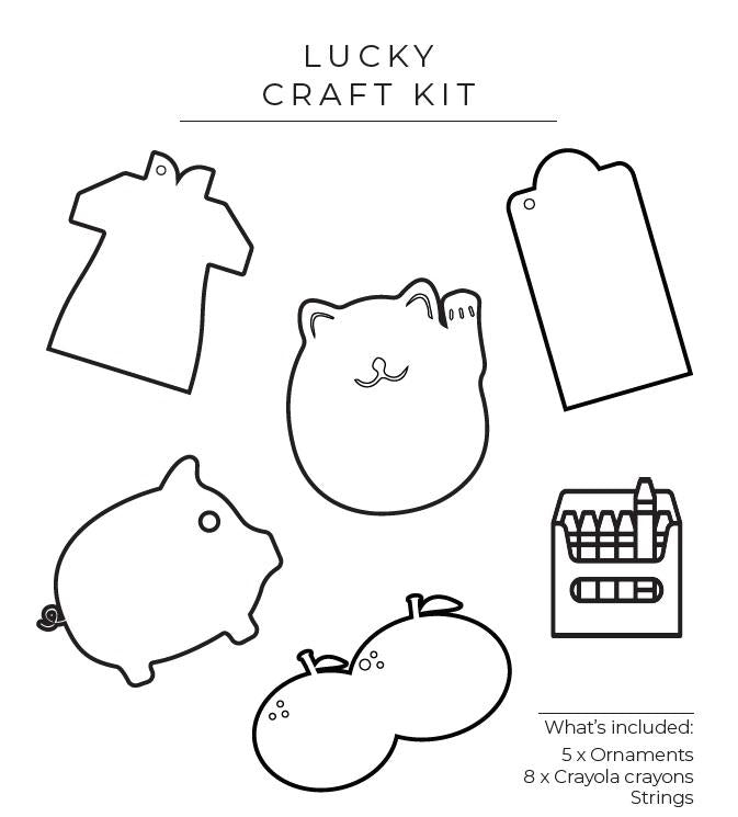 Lucky Craft Kit