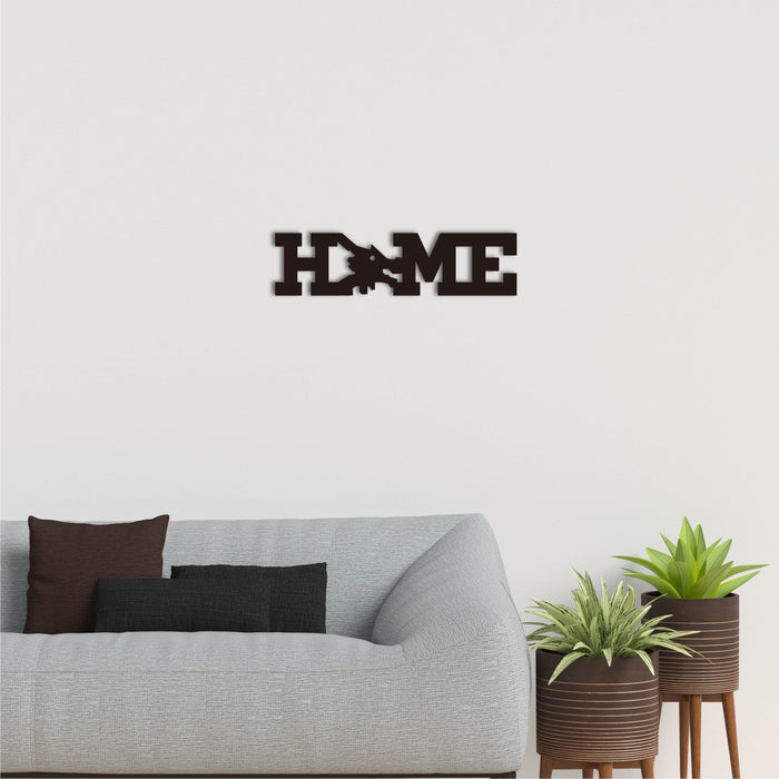 Dragon Home Plaque -Single