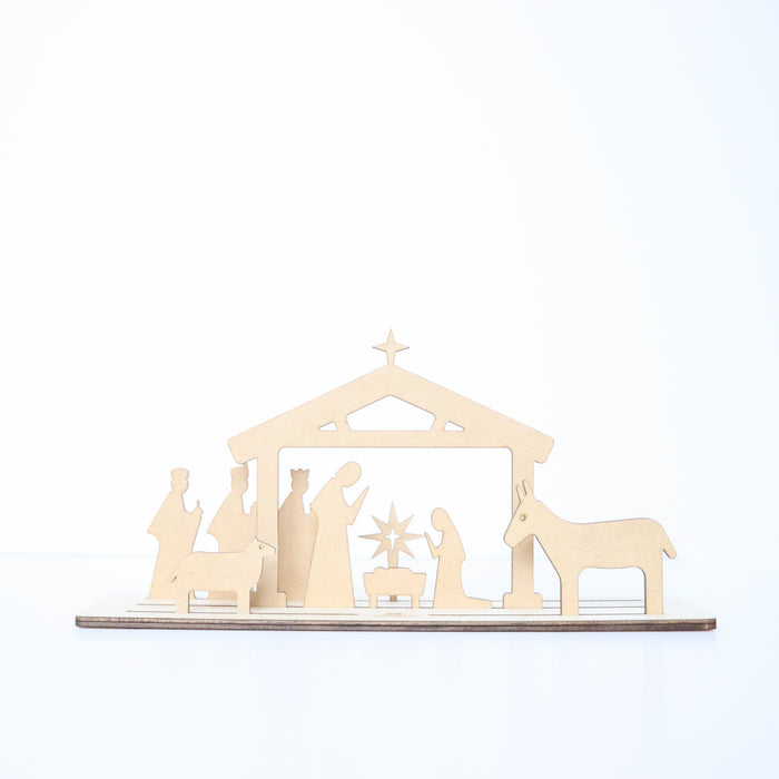 Nativity Story Standee