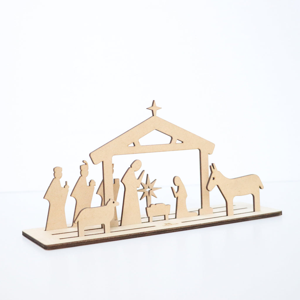 Nativity Story Standee - Urban Li'l